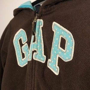 Gap kids zip up